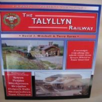 The Talyllyn Railway by David J Mitchell & Terry Ayres